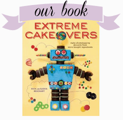 Extreme Cakeovers book
