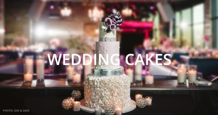 cakelava Las Vegas custom wedding cakes