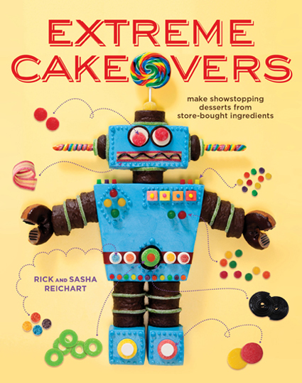 Extreme Cakeovers Book cover