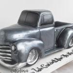 '52 Chevy cake