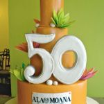 Ala Moana center cake