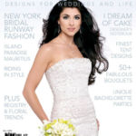 Bride and Bloom magazine cover