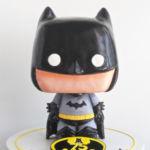 Batman doll cake