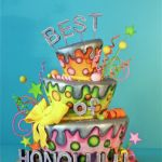 Best of Honolulu Magazine cake