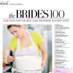 cakelava Brides 100 top wedding cake designers