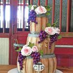 CELESTE - wine barrels