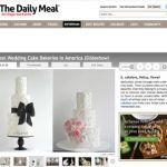 cakelava named 6th best wedding cake Bakery in America