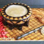 Samoan kava bowl cake
