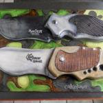 Knives cake