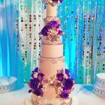 KRISTY - purple flowers