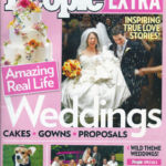 People Magazine A wedding cake from every state
