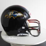 Ravens football helmet for Superbowl