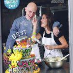 Rick and Sasha in Honolulu Magazine