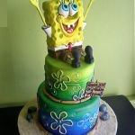 Spongebob fun cake