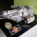 Firefly Serenity cake