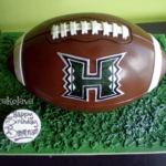 University of Hawaii cake