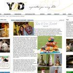 Your wedding day cakelava article