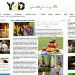 Your wedding day cakelava article